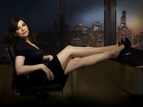 imagen de la serie The good wife
