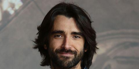Hair, Facial hair, Beard, Face, Moustache, Hairstyle, Chin, Human, Forehead, Black hair,
