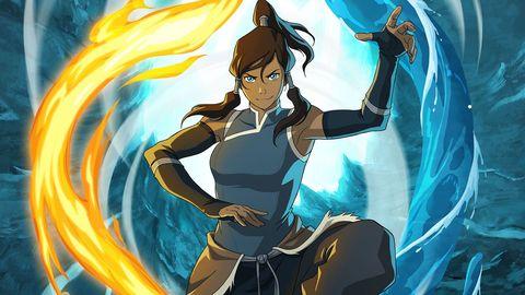 Cartoon, Anime, Cg artwork, Illustration, Fictional character, Long hair, Animation, Black hair, Brown hair, Style,