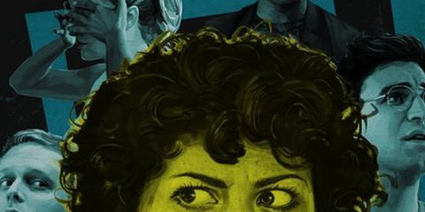Face, Head, Illustration, Portrait, Art, Human, Painting, Black hair, Self-portrait, Visual arts,