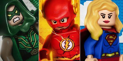 Red, Fictional character, Toy, Carmine, Superhero, Hero, Plastic, Action figure, Animation, Fiction,