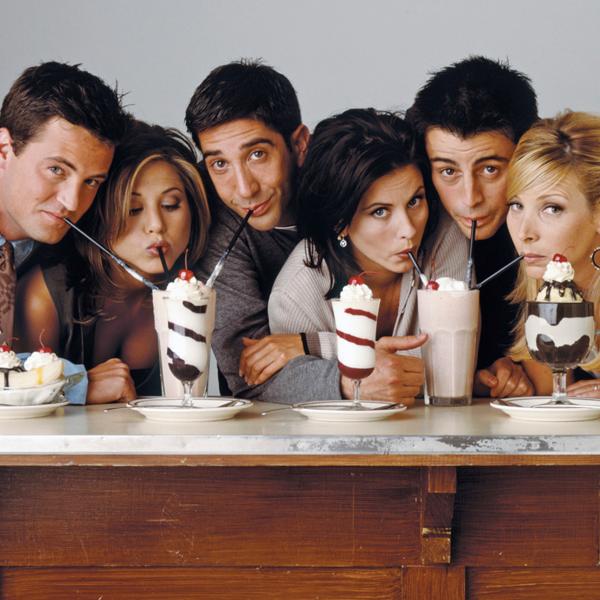 Los mejores episodios de 'Friends' según IMDb