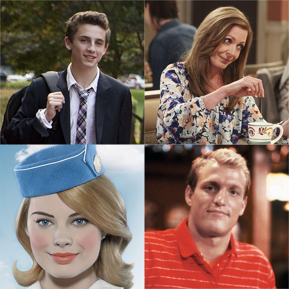 Los papeles televisivos de los ganadores de los Oscar