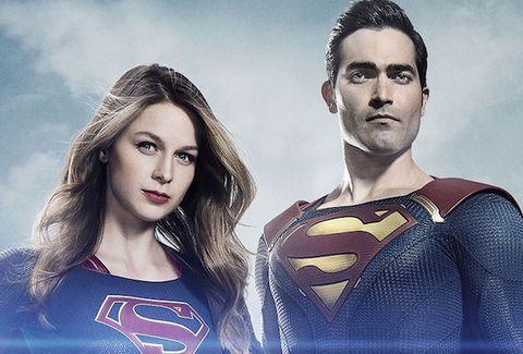 superman supergirl arrowverso
