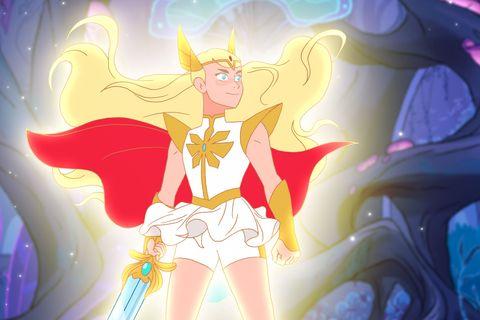 Cartoon, Cg artwork, Fictional character, Anime, Illustration, Supernatural creature, Long hair, Angel, Art,