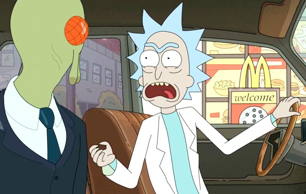 Llaman al boicot contra McDonald's tras la debacle de la salsa de 'Rick y Morty'