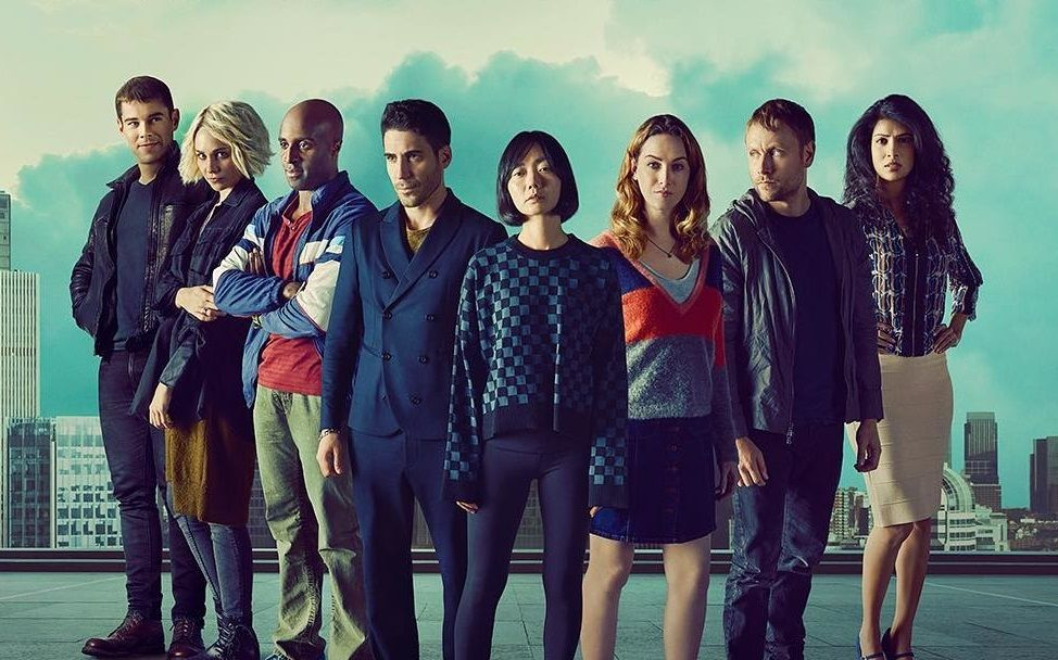 Elenco da Série Sense8