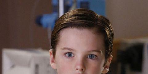 Face, Hair, Facial expression, Forehead, Eyebrow, Chin, Head, Hairstyle, Cheek, Child,