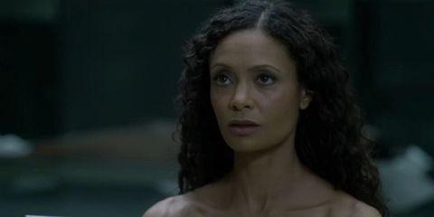 Thandie Newton Prefiere Rodar Desnuda En Westworld