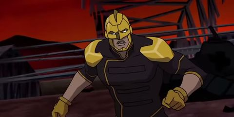 Fictional character, Superhero, Hero, Muscle, Supervillain,