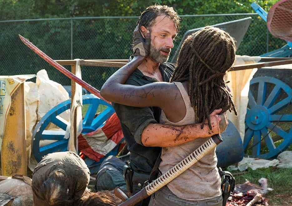 'The Walking Dead' 7x12: Amor en Rascapiquilandia