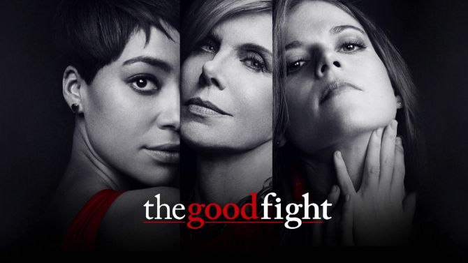 Tráiler de 'The Good Fight', que también contará con Carrie Preston