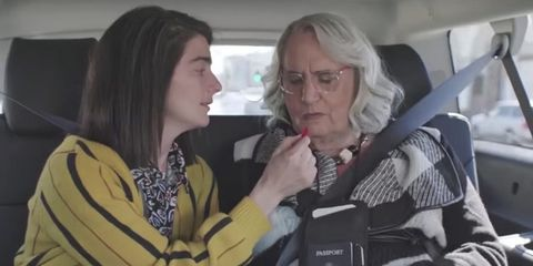 Car seat, Fun, Conversation, Sitting,