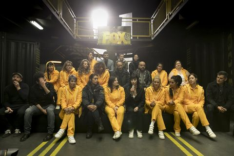 Yellow, Event, Team, Crew, Performance,