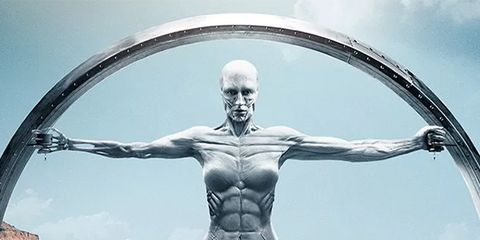 Muscle, Sky, Statue, Art, Sculpture, Photography, Circle, Illustration,