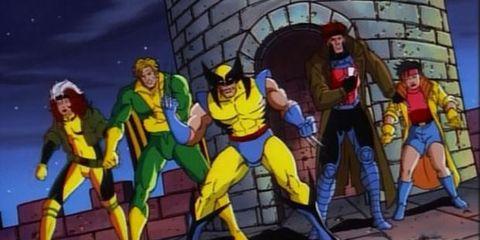 El deslucido final de la gran serie animada de 'X-Men'