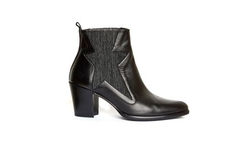 Footwear, Boot, Shoe, High heels, Leather, Zipper, Durango boot,