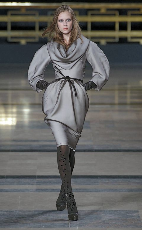 Clothing, Fashion show, Sleeve, Shoulder, Human leg, Joint, Outerwear, Runway, Fashion model, Style,
