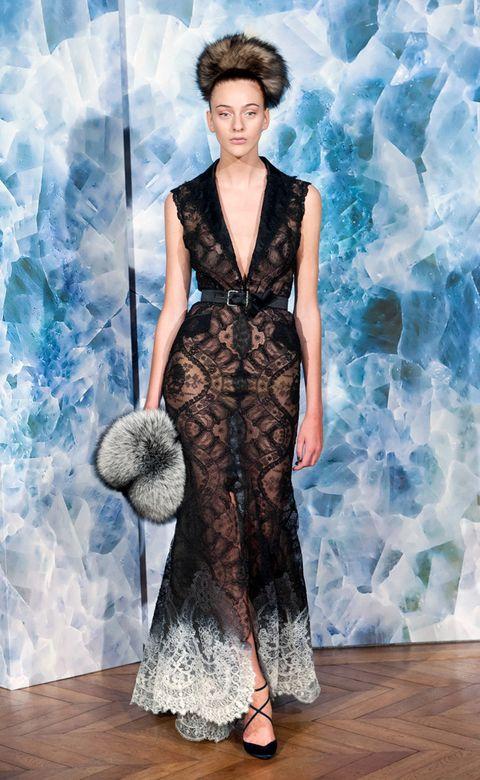 Clothing, Dress, Style, Flooring, Floor, Fashion model, One-piece garment, Fashion, Wood flooring, Aqua,