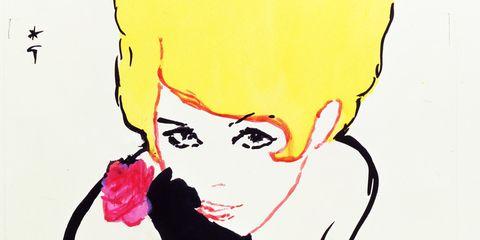 Lip, Organ, Artwork, Art, Painting, Paint, Graphics, Line art, Illustration, Drawing,