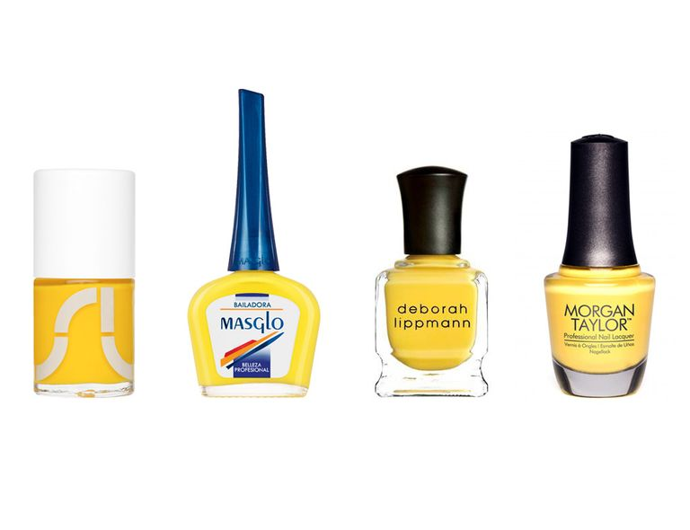 Los esmaltes de uñas (también) son para el verano