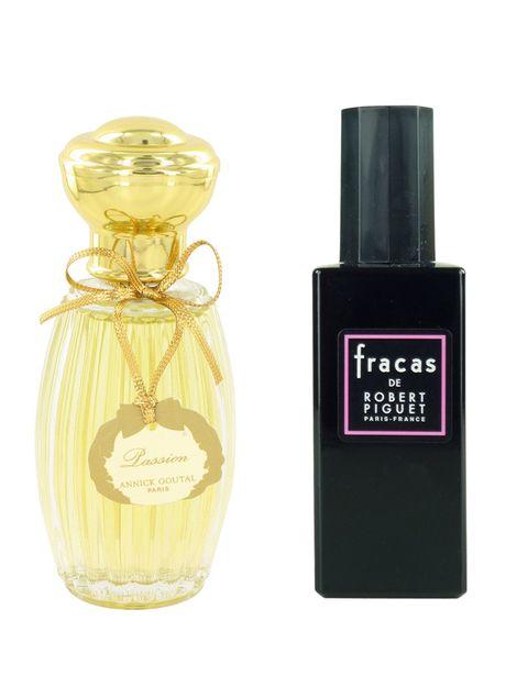 Product, Liquid, Glass bottle, Bottle, Fluid, Perfume, Lavender, Cosmetics, Peach, Label,