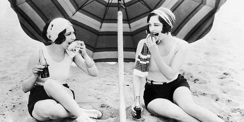 Photograph, Black-and-white, Swim cap, Snapshot, Monochrome, Fun, Leg, Swimwear, Monochrome photography, Headgear,