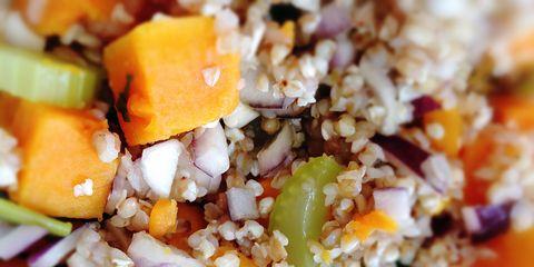 Food, Cuisine, Ingredient, Recipe, Corn kernels, Mixture, Dish, Vegetarian food, Corn salad, Vegan nutrition,