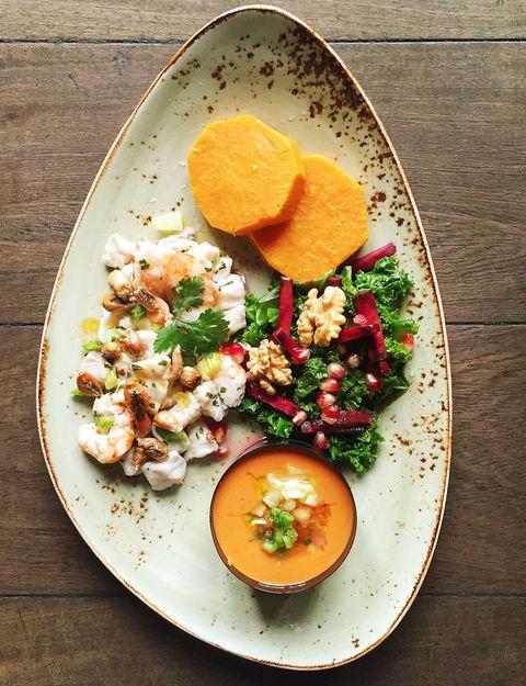 Food, Cuisine, Dishware, Serveware, Dish, Ingredient, Tableware, Garnish, Plate, Meal,
