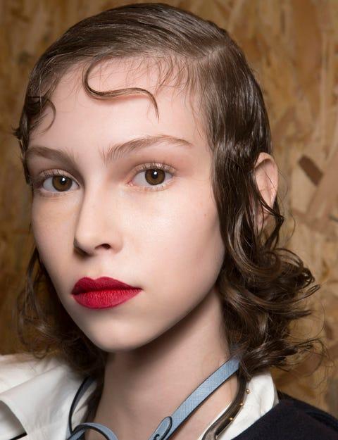 Nose, Lip, Cheek, Hairstyle, Eye, Chin, Forehead, Eyebrow, Eyelash, Jaw,