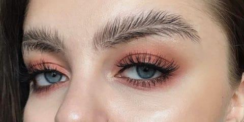 Eyebrow, Face, Eyelash, Eye, Hair, Nose, Forehead, Skin, Cheek, Close-up,