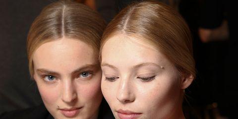 Face, Lip, Cheek, Hairstyle, Skin, Chin, Forehead, Eyelash, Eyebrow, Beauty,