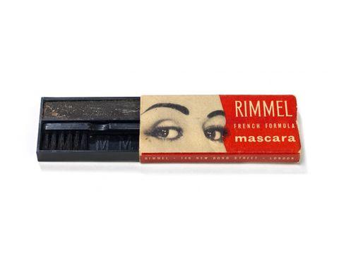 Lip, Eyebrow, Eyelash, Rectangle, Paper, Advertising, Cosmetics, Paper product, Publication, Eye shadow,
