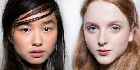 Nose, Eye, Lip, Mouth, Cheek, Hairstyle, Skin, Chin, Eyebrow, Eyelash,