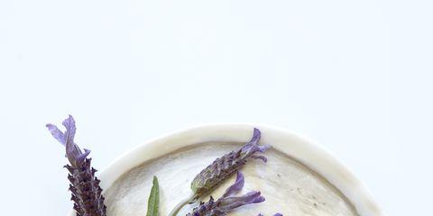 Fluid, Liquid, Serveware, Flower, Drink, Purple, Flowering plant, Lavender, Botany, Violet,