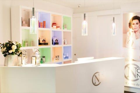 Interior design, Room, Shelving, Logo, Beauty, Shelf, Interior design, Bouquet, Flower Arranging, Flowerpot,
