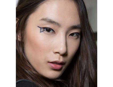 Face, Nose, Lip, Cheek, Brown, Hairstyle, Skin, Eye, Chin, Forehead,