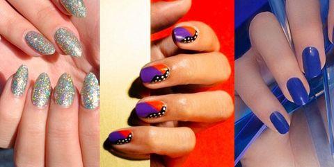 Nail polish, Manicure, Nail, Nail care, Finger, Cosmetics, Service, Hand, Artificial nails, Material property,