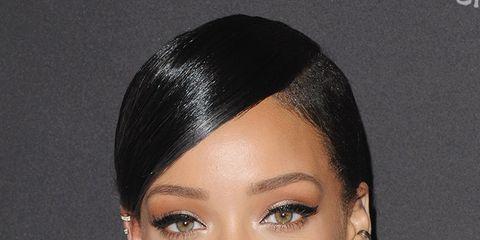 Ear, Lip, Cheek, Hairstyle, Skin, Chin, Eyelash, Forehead, Eyebrow, Earrings,
