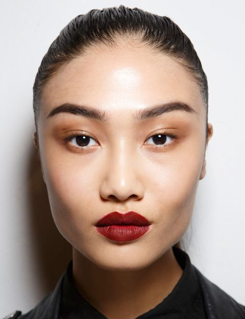 Head, Ear, Lip, Cheek, Mouth, Hairstyle, Skin, Chin, Forehead, Eyebrow,