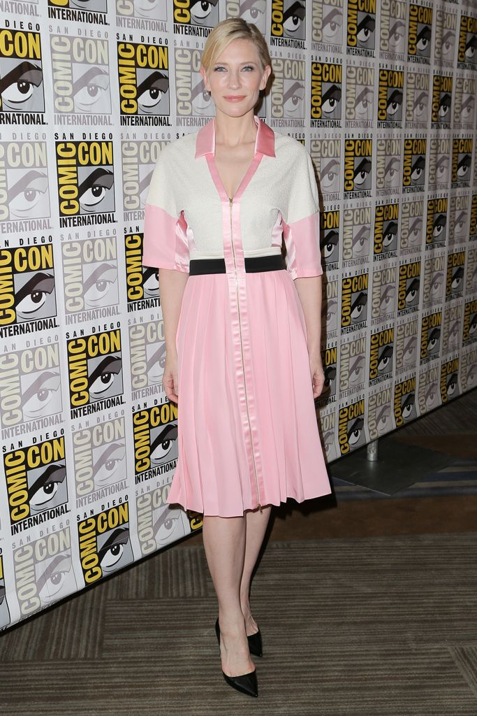 El estilo de Cate Blanchett