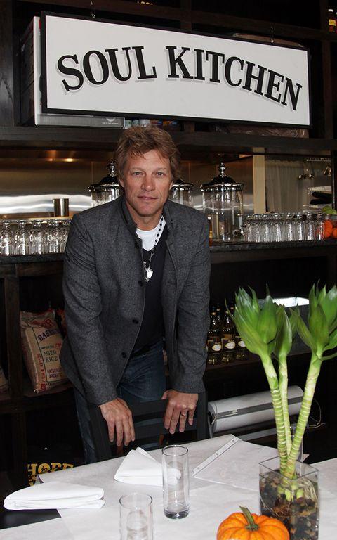 El restaurante sin precios de Bon Jovi