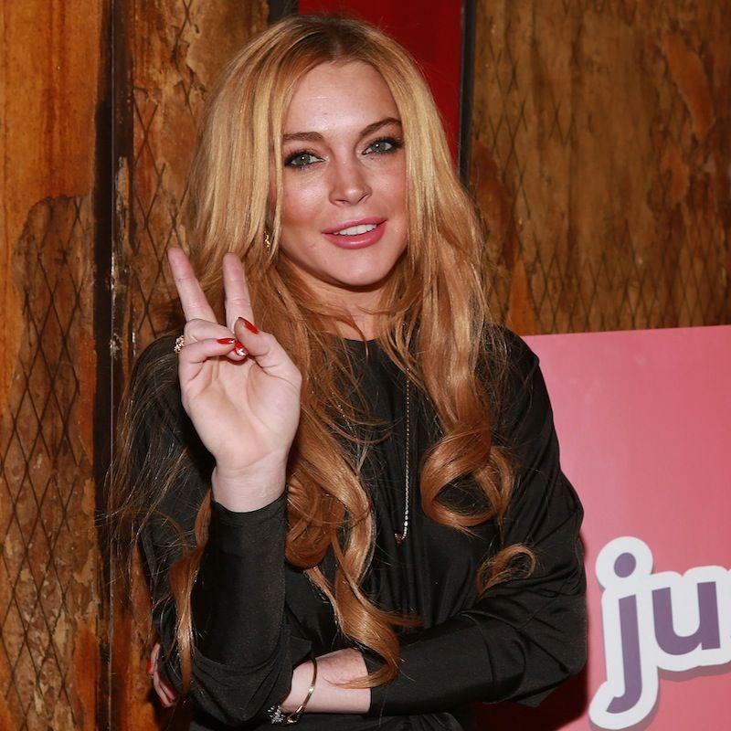 Las 30 Cosas Más Surrealistas Que Ha Dicho Lindsay Lohan