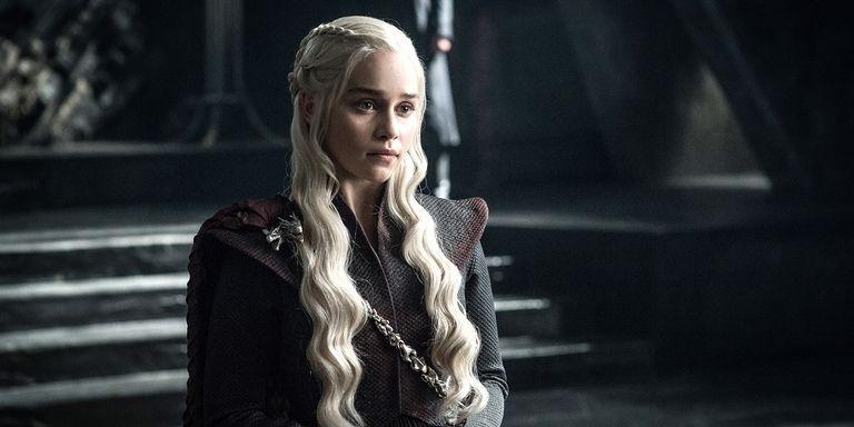 Después de 7 temporadas, conocemos el significado de las trenzas de Daenerys en 'Juego de Tronos'