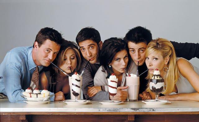 el reencuentro de friends tendrá lugar en el plató original de la serie