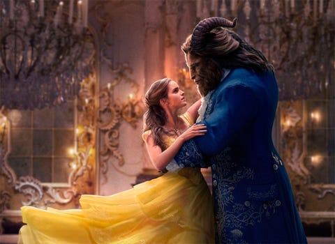 Yellow, Beauty, Romance, Dress, Interaction, Formal wear, Long hair, Photography, Scene, Love,