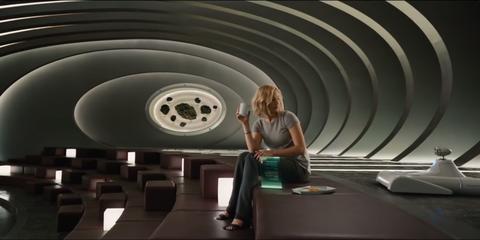 Sitting, Comfort, Space, Circle, Blond, Design,