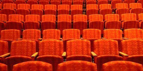 Orange, Red, Amber, Carmine, Maroon, Stadium, Auditorium, Theatre,