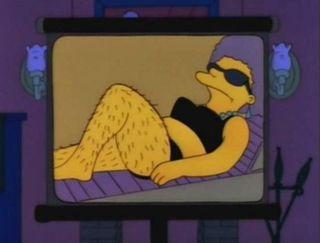 Patty y Selma Bouvier, las hermanas más feministas de Los Simpsons