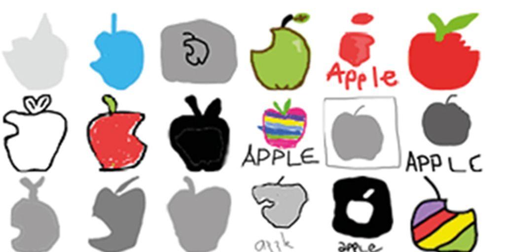 Recuerda el logotipo de una marca y dibújalo, esto es lo que encontrarás